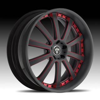 custom rims and tires
